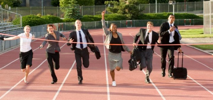 HOW TO APPLY HEALTHY COMPETITION AS A GREAT EMPLOYEE