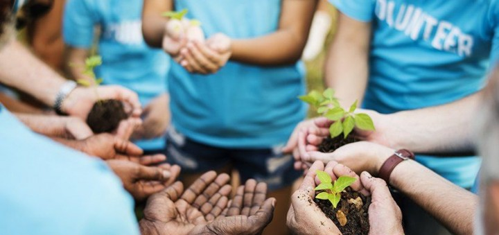 KEEP THE BUSINESS SUSTAINABILITY WITH CSR PROGRAM