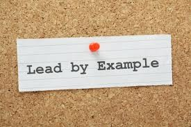 TIPS: Leading By Example