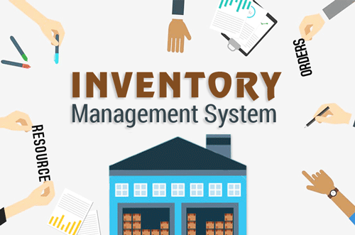 Inventory Management For Business Purpose
