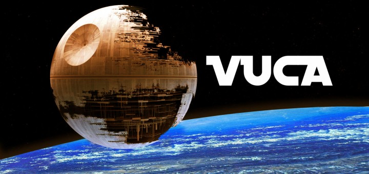 PROJECTING BUSINESS IN A VUCA WORLD