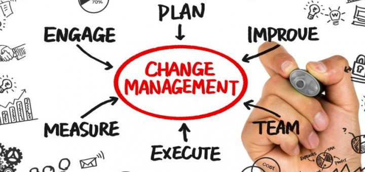 HOW TO BE A PART OF CHANGE MANAGEMENT ?